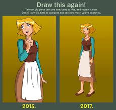 Cinderella Meme - redrawing meme clover as cinderella by csodaaut on deviantart