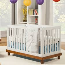 What Is A Convertible Crib Baby Mod 3 In 1 Convertible Crib Reviews Wayfair