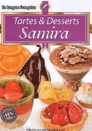 cuisine samira gratuit livre samira tartes et desserts تحميل كتب الطبخ
