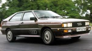 1983 audi quattro found another saturn bronze ur quattro audi