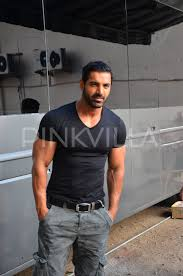 back from injury john abraham to re shoot action scenes for force