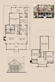 Cottage Home Floor Plans by Coosaw River Cottage Floorplans Exteriors U0026 Plans Pinterest