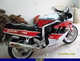 1990 suzuki gsx r 750 moto zombdrive com