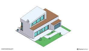 reimagining the simpsons u0027 home in 8 popular architectural styles
