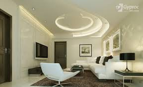 Modern POP Ceiling Designs And Wall POP Design Ideas - Living room pop ceiling designs