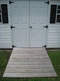 sprucing up a storage shed momhomeguide com