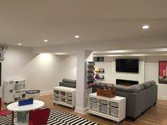 Finished Basement Storage Ideas Pin By Sonia Carrier On Basement Pinterest Basements Finished