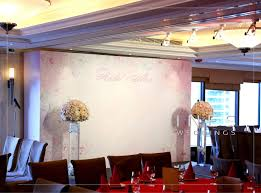 wedding backdrop hk watercolor floral wedding design at the hong kong bankers club