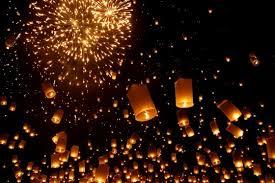 fireworks lantern cosmic lantern festival will light up s wadi rum