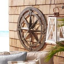 wood compass wall 35 best compass decor images on compass compass