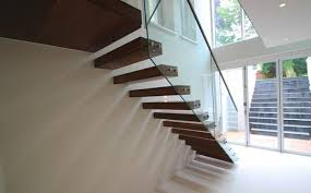 Glass Staircase Banister Send Beautify The Modern Staircase Banisters U2013 Fresh Design Pedia