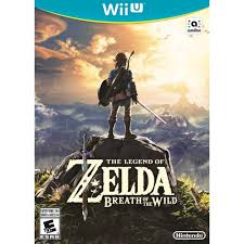 the legend of zelda breath of the wild wii u walmart com