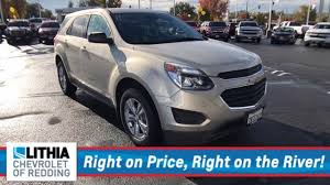 equinox cars for sale at lithia chevrolet of redding