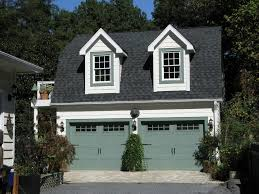 Dormer Window With Balcony Trendy Garage Decorating Ideas Garage Traditional With Garage