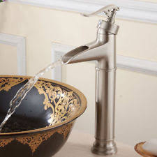 Tall Single Handle Bathroom Faucet Tall Faucet Ebay