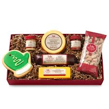 assorted gift boxes hickory farms cravings assortment gift box hickory farms