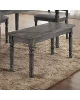 don u0027t miss this bargain acme furniture wallace weathered gray