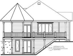 Cottage House Plans With Basement House Plan W3900a Detail From Drummondhouseplans Com