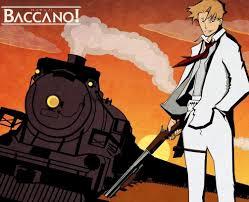 baccano the sinners of baccano anime amino