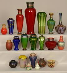 Tiffany Favrile Glass Vase Part 2 Of Rieger Collection Worthy Of Woody Auction May 29