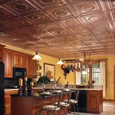 kitchen ceiling ideas photos 44 best tin ceiling wall treatments for interior design