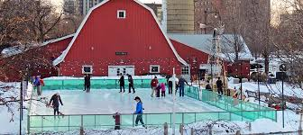 Lincoln Park Zoo Holiday Lights by Top 4 Ice Skating Rinks In Chicago Concierge Preferred