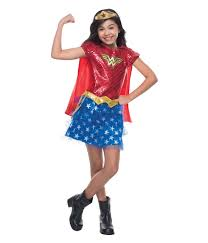 Superhero Halloween Costumes Girls Marvel Captain America Girls Superhero Halloween Costume Girls