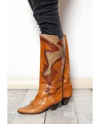 80 s style boots sold out lucky original vintage