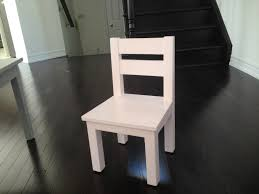 Free And Easy Diy Furniture Plans by Ana White Build A Kid U0027s Chair Free And Easy Diy Project And