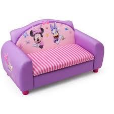 minnie mouse card table disney minnie mouse sofa with storage walmart com