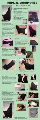 tutorial naruto tutorial naruto shoes by yaminizouren photos on deviantart