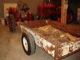 farmall cub firewood cart farmall cub