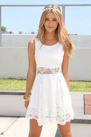 white summer dresses look like an angel in white summer dress storiestrending