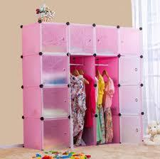 bedroom furniture amoire indoor plastic comfort plastic wardrobe