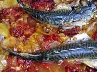 cuisiner le maquereau au four produits régionaux maquereau escapadeslr