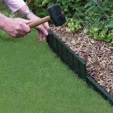 the complete guide to lawn edging love the garden