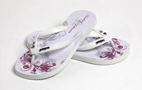 wedding flip flops comfortable white wedding flip flops myflipflops