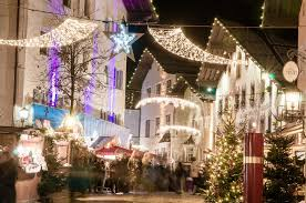 top christmas markets near ski resorts in the alps