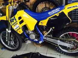 factory motocross bikes for sale suzuki 90 u0027s works parts and bikes for sale bazaar motocross