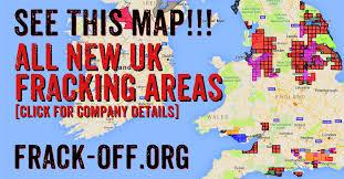 map uk org energy in the uk frack