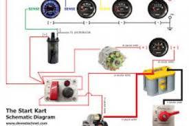 vdo voltmeter gauge wiring diagram wiring diagram