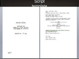 script writing short film script writing template pdf free