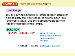 example 2 writing equivalent expressions ppt download