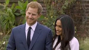 meghan harry prince harry and meghan markle set wedding plans cbs news