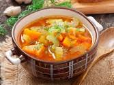 weight watchers garden vegetable soup recipe cdkitchen com