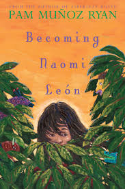becoming naomi león teaching guide scholastic