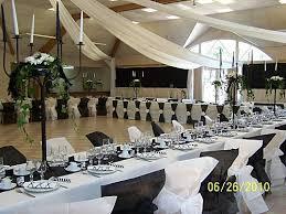 decoration mariage noir et blanc noir et blanc