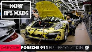 porsche factory how it u0027s made car factory porsche 911 production how to porsche