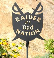Custom Metal Signs For Home Decor by Sports Team Yard Signs Personalized Sports Yard Decoration