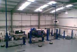 class 7 mot bay getech mot test bay equipment packages